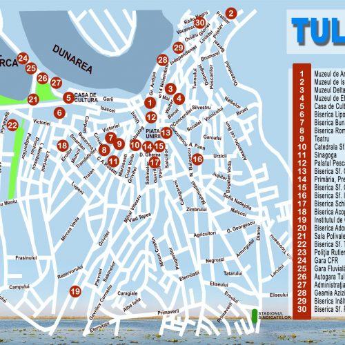 Descopera Tulcea